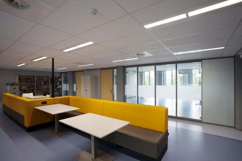 Renovatie Helicon VMBO Den Bosch interieur